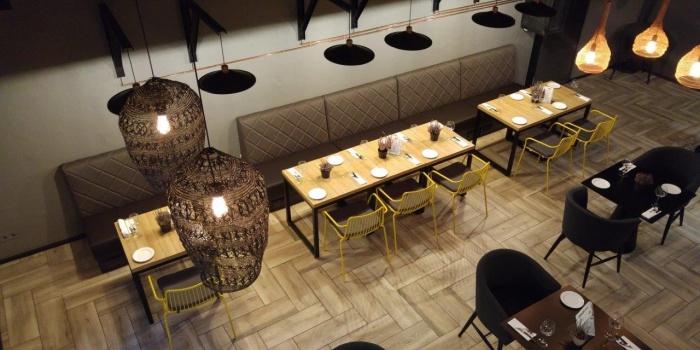 Furniture for restaurants, cafes, bars