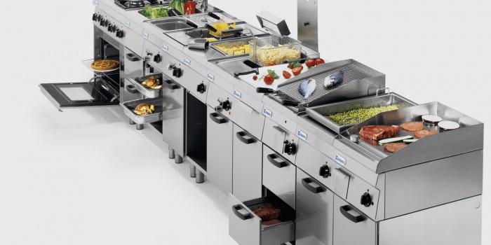 Profesionālās virtuves iekārtas